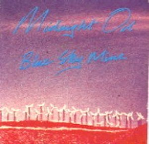 Blue Sky Mine - Image: Blue Sky Mine (Midnight Oil) single coverart