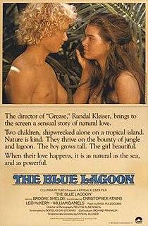 <i>The Blue Lagoon</i> (1980 film) 1980 film by Randal Kleiser