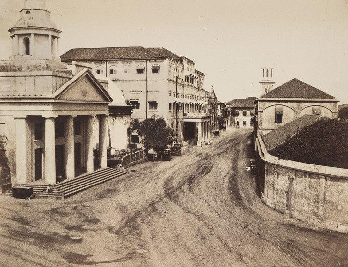 Bombay courthouse1850
