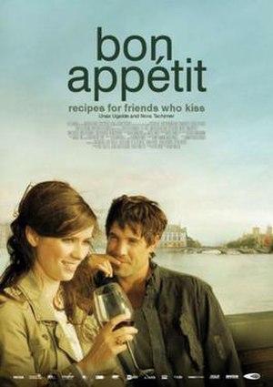 Bon Appétit (film) - Theatrical release poster
