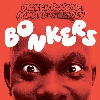 Bonkers (song) - Image: Bonkers cover art