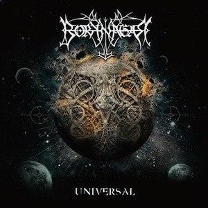 Universal (Borknagar album) - Image: Bork universal