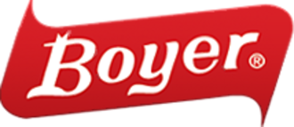 Boyer (candy company) - Image: Boyer Brothers Logo