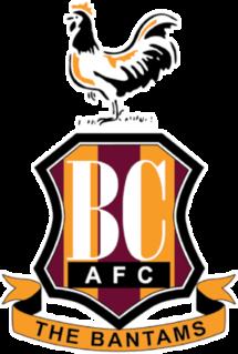 Bradford City A.F.C. Association football club in England