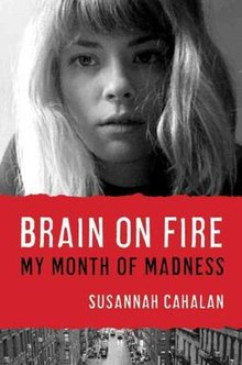 Image result for brain on fire cahalan