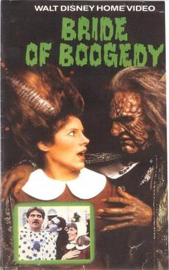 Bride of Boogedy - Image: Bride of Boogedy Film Poster