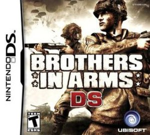 Brothers in Arms DS - Image: Brothersinarmsds