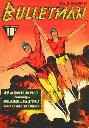 Bulletman and Bulletgirl - Image: Bulletman bulletgirl