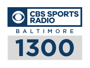 WJZ (AM) - Image: CBS Sports Radio 1300WJZ