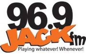 CJAQ-FM - Image: CJAQ 96.9JACKfm logo