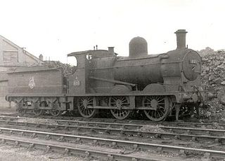 Cambrian Railways Jones Class 89 0-6-0 class of 16 British 0-6-0 locomotives