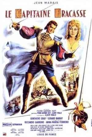 Captain Fracasse (1961 film)