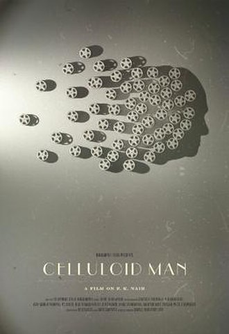Celluloid Man - Image: Celluloid Man Poster