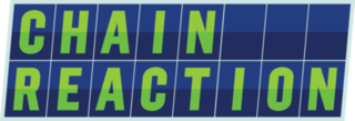 <i>Chain Reaction</i> (game show) American television game show