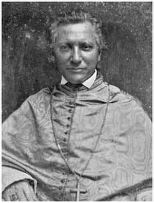 John J. Chanche - Daguerreotype of Bishop Chanche