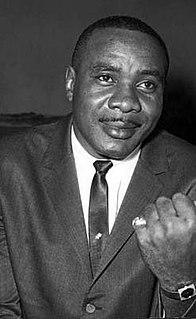 Sonny Liston American boxer