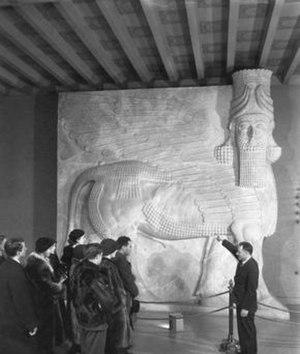 Edward Chiera - Edward Chiera at Oriental Institute, Chicago, 1931.