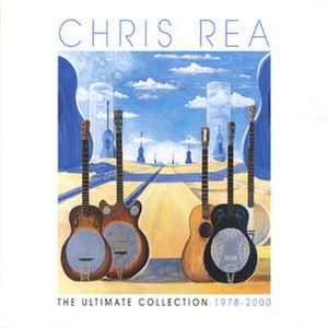 Chris Rea: The Ultimate Collection 1978–2000 - Image: Chris Rea The Ultimate Collection 1978–2000