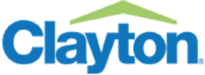 Clayton Homes - Image: Clayton Homes logo