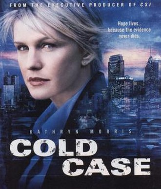 Cold Case - Promotional poster