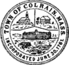 Official seal of Colrain, Massachusetts
