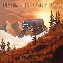 Cover of Weezers album Everything Will Be Alright in the Endjpg