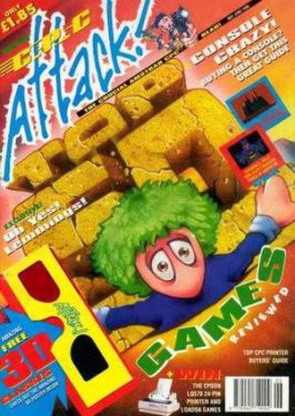 CPC Attack! - CPC Attack!, issue 1