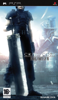 <i>Crisis Core: Final Fantasy VII</i> video game