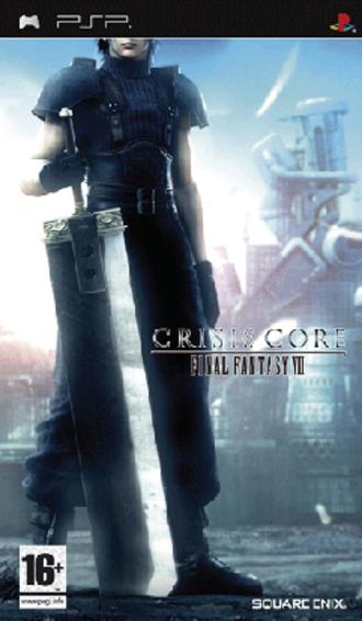 Crisis Core: Final Fantasy VII - Image: Crisis Core