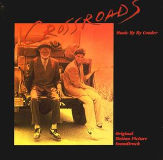 Crossroads (1986 soundtrack) - Image: Crossroads 1986 OST