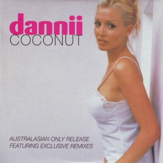 Coconut (song) - Image: Dannii Minogue Coconut Australian CD Single