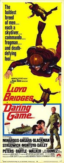 daring game 1968  free