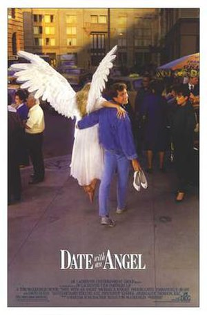 Date with an Angel - Theatrical release poster