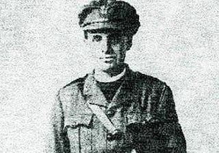 David Railton English clergyman and military chaplain