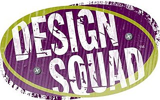 <i>Design Squad</i> television series