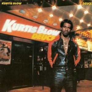 Deuce (Kurtis Blow album) - Image: Deuce Kurtis Blow