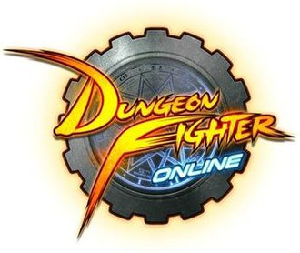 Dungeon Fighter Online - Logo for Dungeon Fighter Online by Neople
