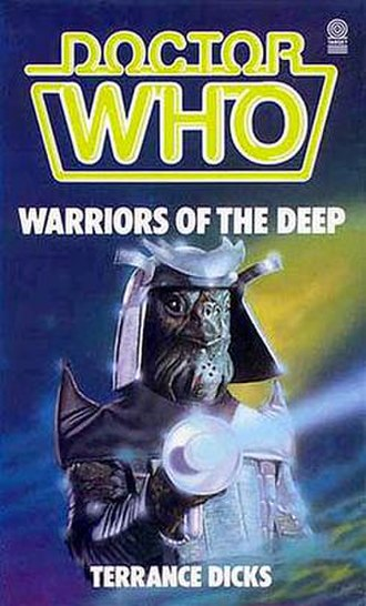 Warriors of the Deep - Image: Doctor Who Warriors of the Deep