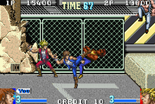 Double Dragon Advance Wikipedia