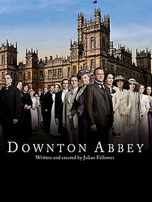 downton abbey italiano