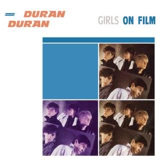 Girls on Film - Image: Duran girls on film