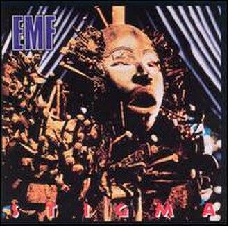 Stigma (EMF album) - Image: EMF Stigma CD cover