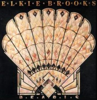 Pearls (Elkie Brooks album) - Image: Elk PEARLS