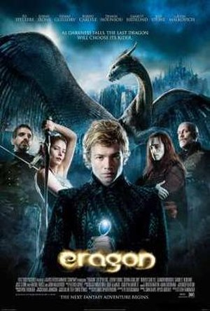 Eragon (film) - Theatrical release poster