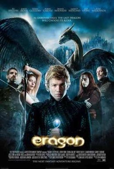 Picture of a movie: Eragon
