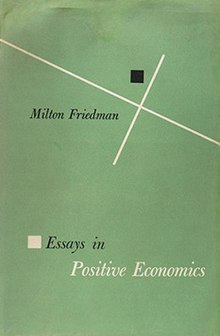 essays in positive economics contents