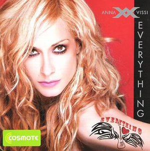 Everything (Anna Vissi song) - Image: Everythingav