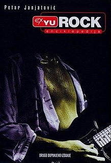 <i>Ex YU rock enciklopedija 1960 - 2006</i>