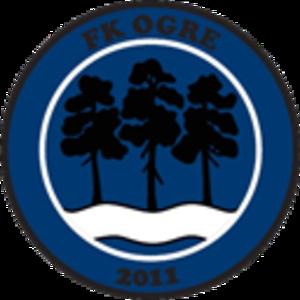 FK Ogre - Image: FK Ogre logo