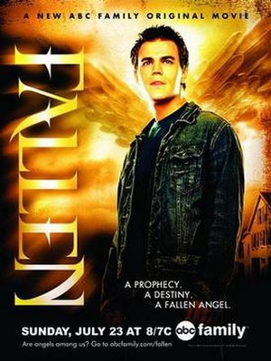 Fallen (miniseries) - A Prophecy. A Destiny. A Fallen Angel.